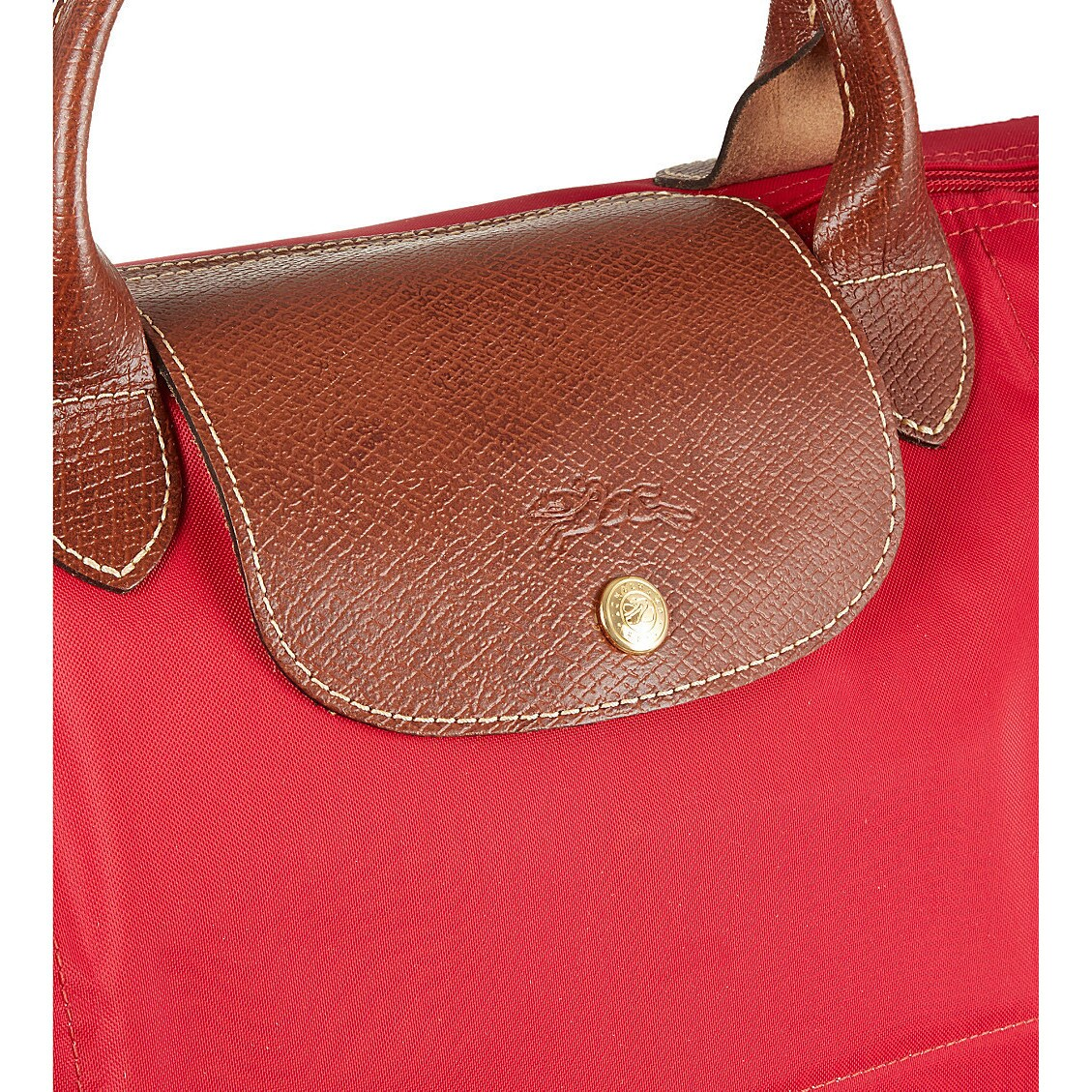e7bca14d9ff4 Shop Longchamp Le Pliage Garance Red Nylon Large Foldable Tote Bag - Free  Shipping Today - Overstock - 13415844