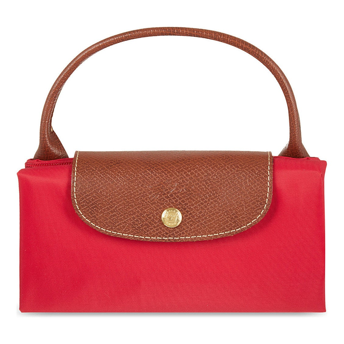 Shop Longchamp Le Pliage Garance Red Nylon Large Foldable Tote Bag - Free  Shipping Today - Overstock.com - 13415844