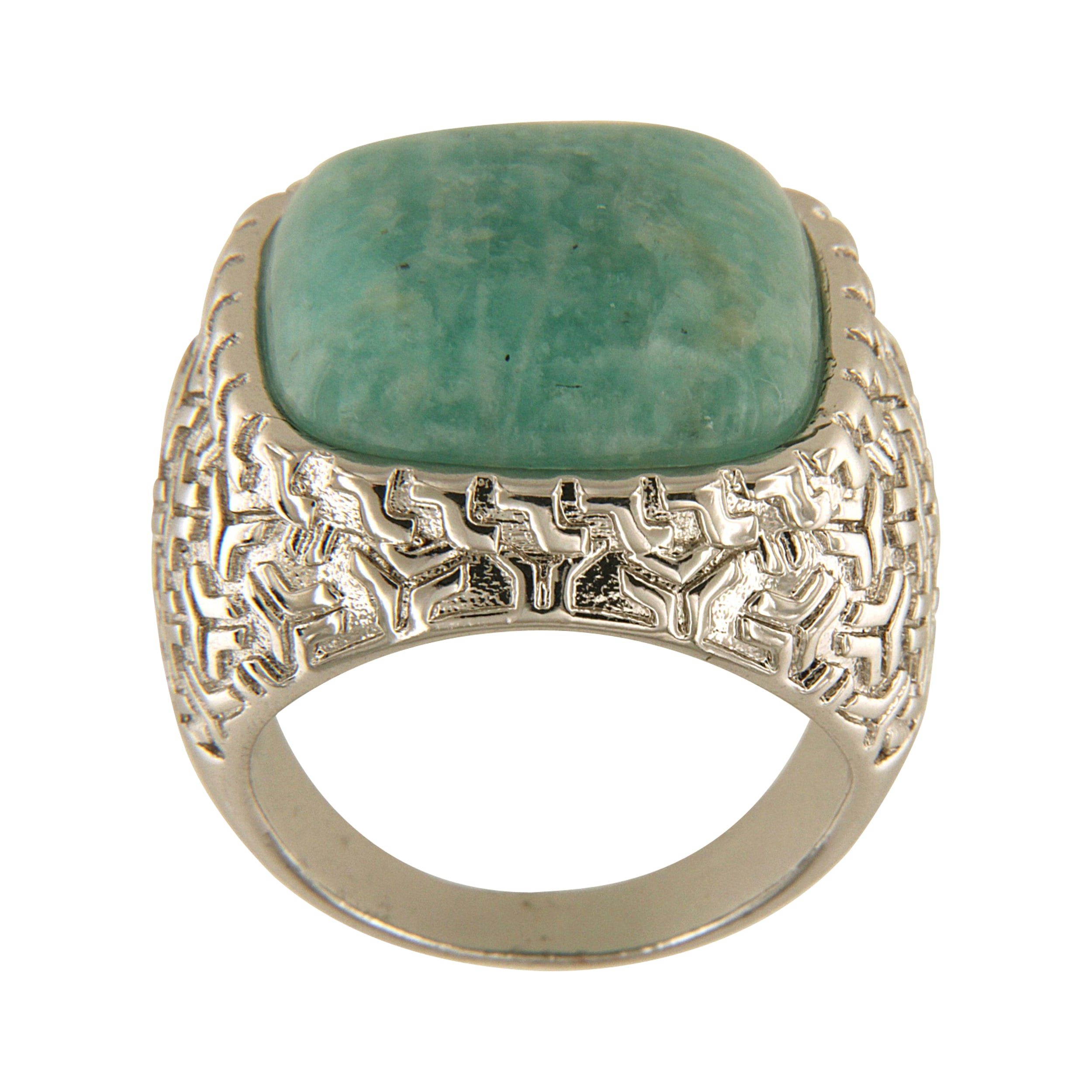 rings etsy market ring il amazonite