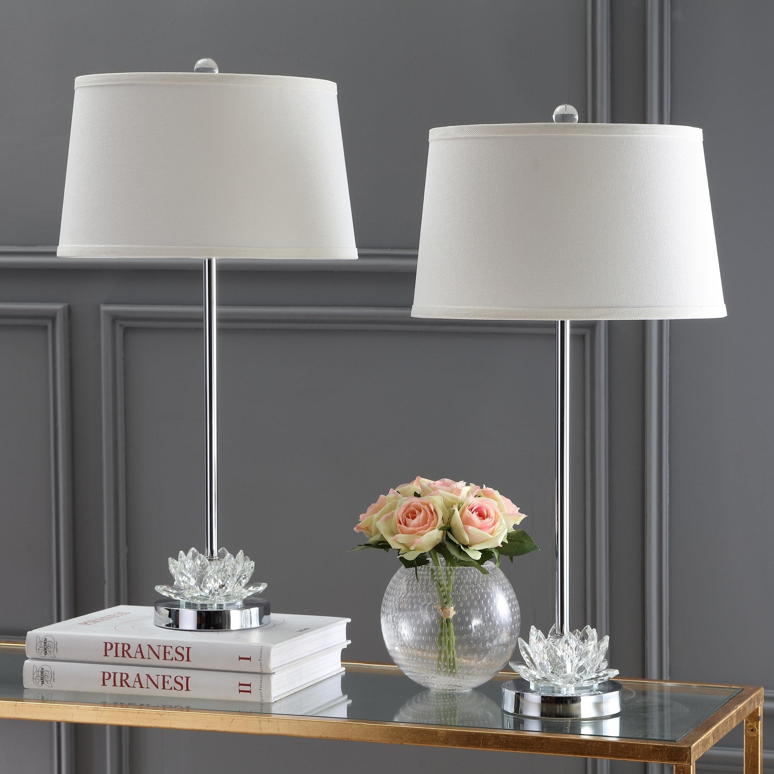 Shop Safavieh Lighting 23 inch Beverly Table Lamp Set of 2