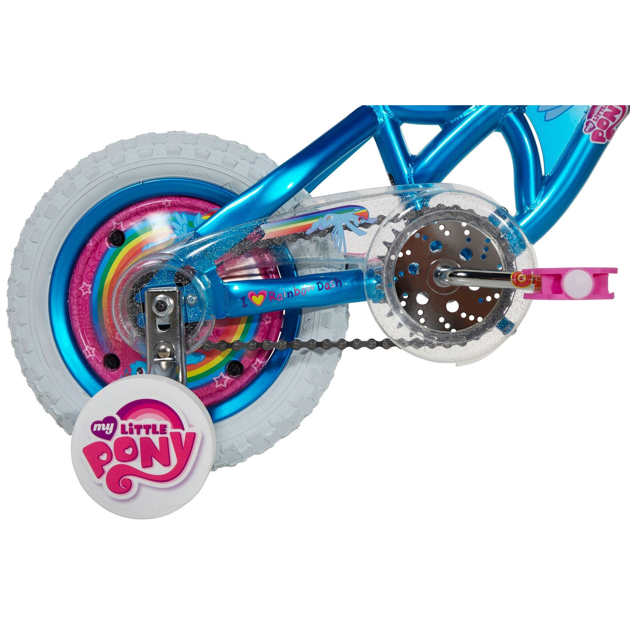 aa85f6a5da7 Shop Dynacraft My Little Pony Steel 12-inch Bike - Free Shipping Today -  Overstock - 13434436