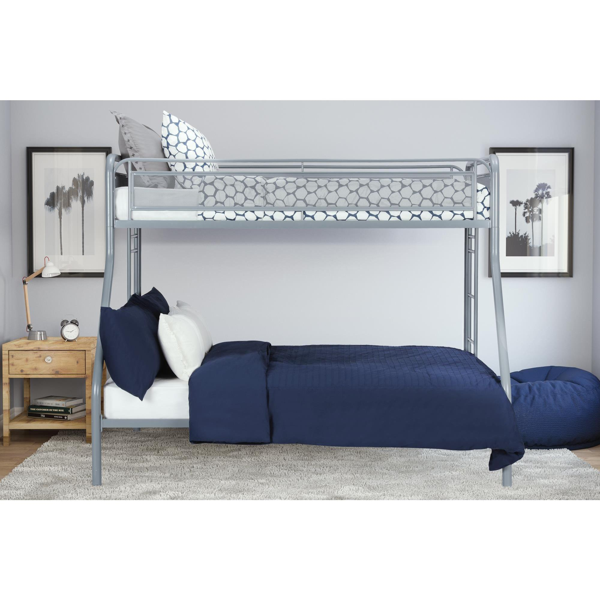 Shop DHP Rockstar Twin/ Full Bunk Bed   Free Shipping Today   Overstock.com    13434879
