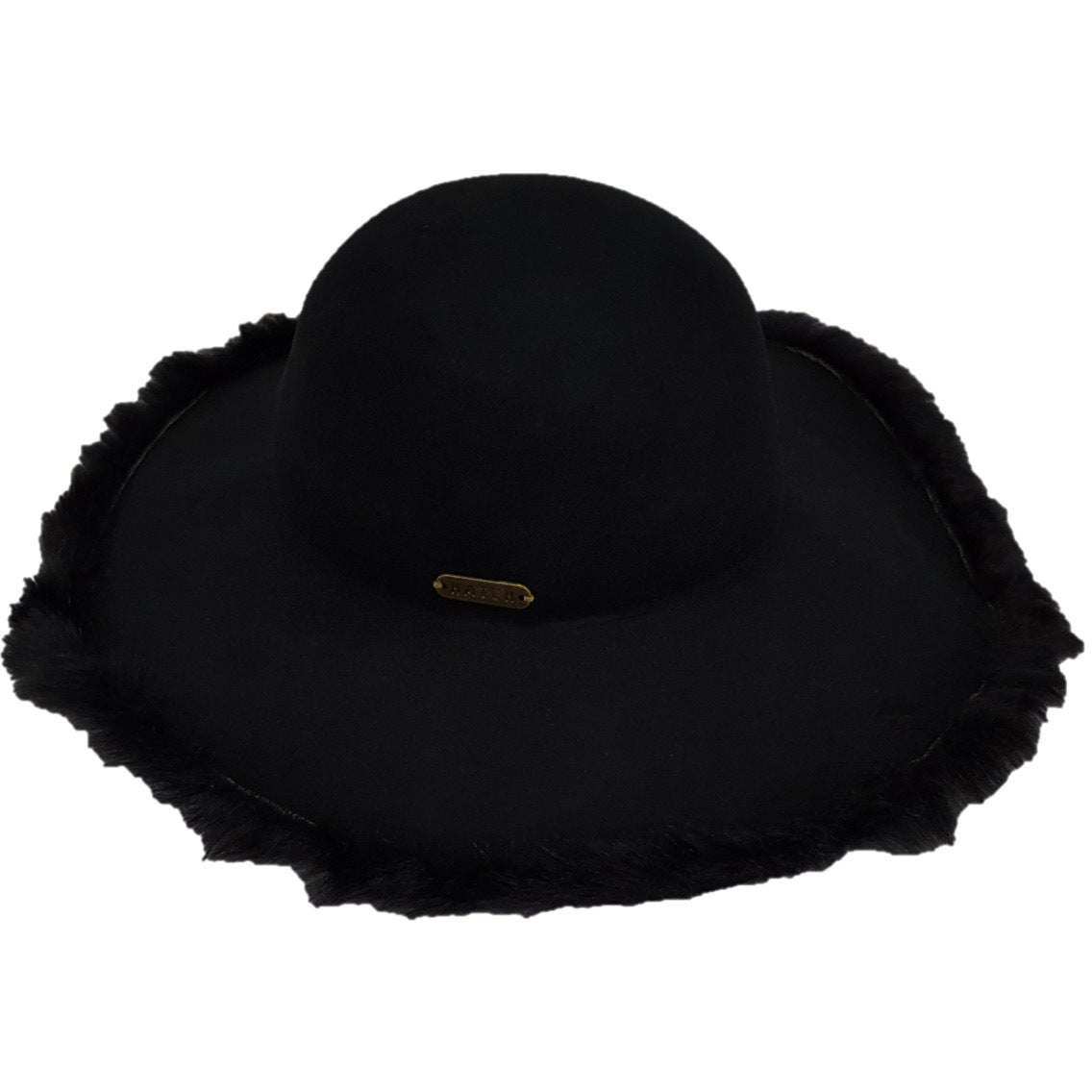 Shop Hatch Hats Fur Packable Wide Brim 100-percent Wool Felt Floppy Hat -  Ships To Canada - Overstock.ca - 13446447 5edd87cccb4c