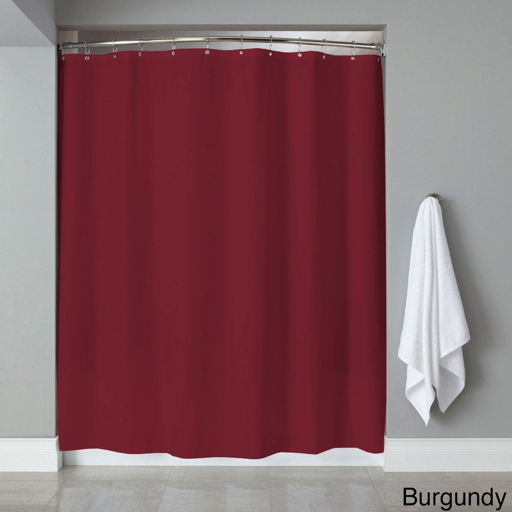 Shop Vinyl Shower Curtain Liner