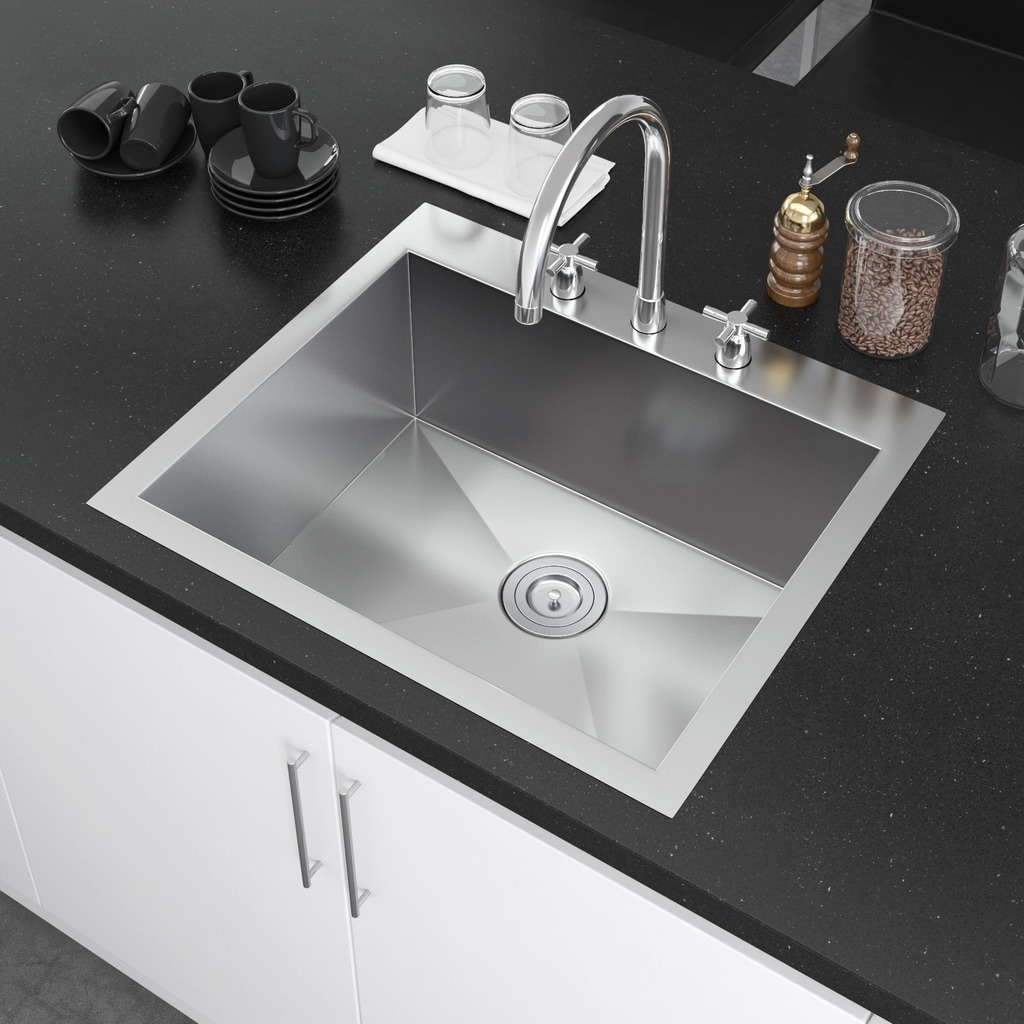22 Inch Kitchen Sink Cheap Unfinished Cabinets For Kitchens