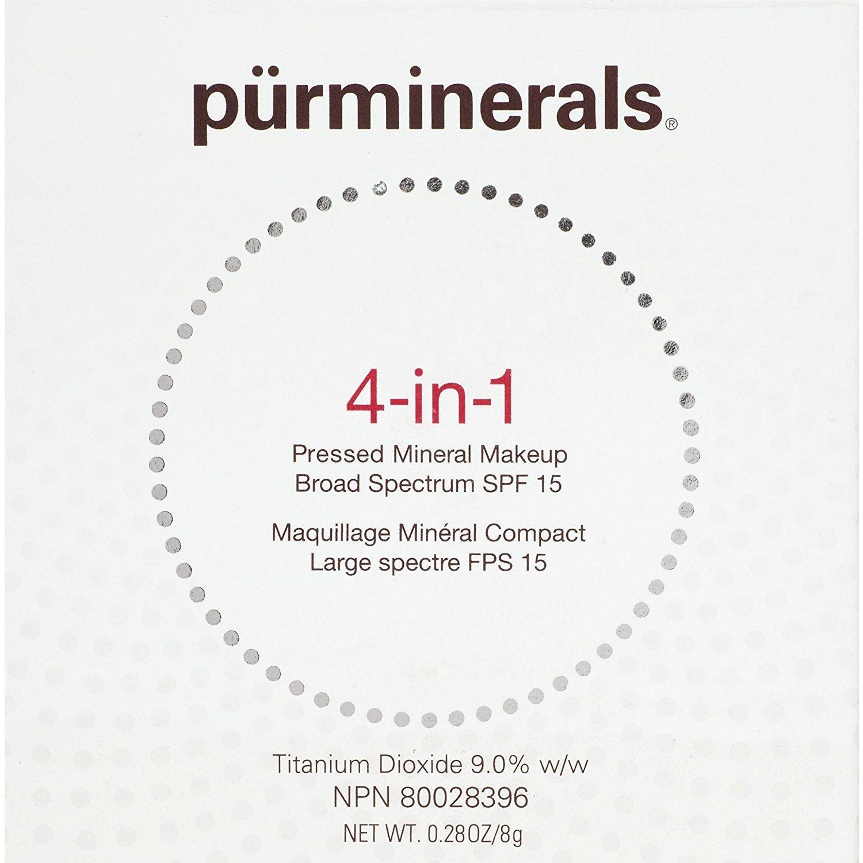 4-in-1 Pressed Mineral Powder Foundation SPF 15 by pür #16