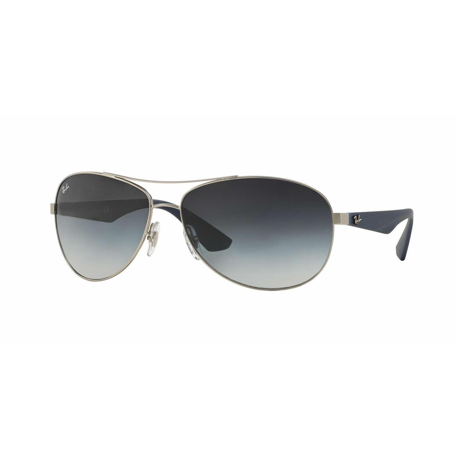 0581b8b9036 Shop Ray Ban Mens RB3526 019 8G Plastic Metal Cateye Sunglasses - Free  Shipping Today - Overstock - 13469134