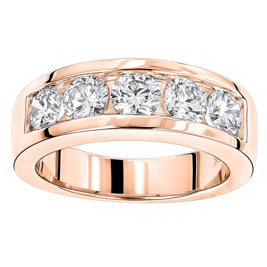 anniversary engagement steel ring cz com rings ice stone russian wedding products sterrin