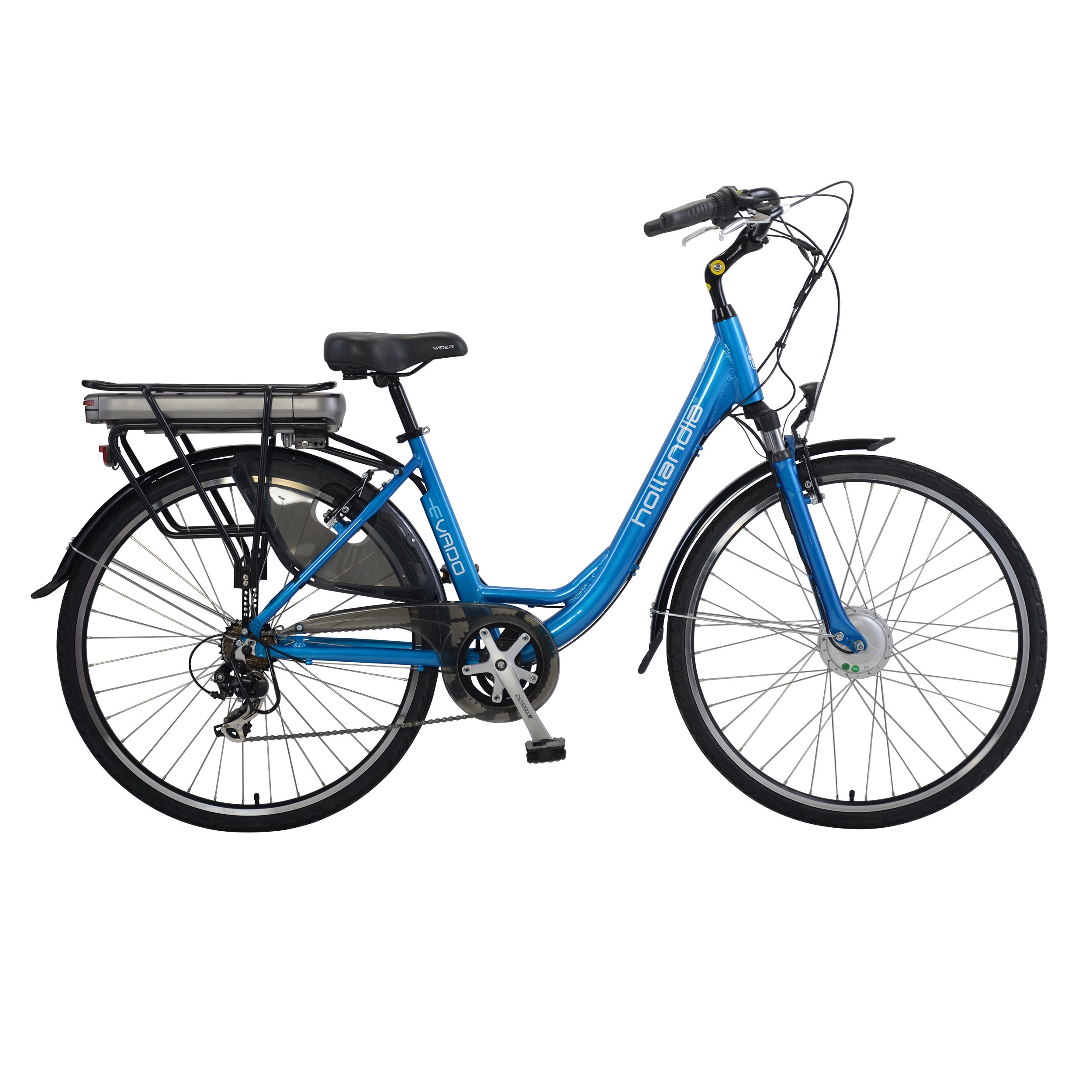 Electric Commuter Bike >> Hollandia Electric City Commuter Bicycle