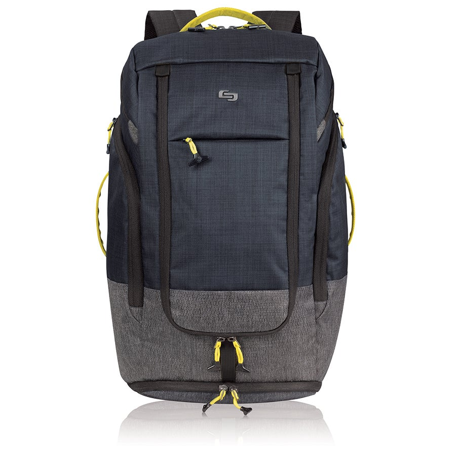 a59bc3376815 Shop Solo 17.3-inch Laptop Convertible Backpack Duffel Bag - Free ...