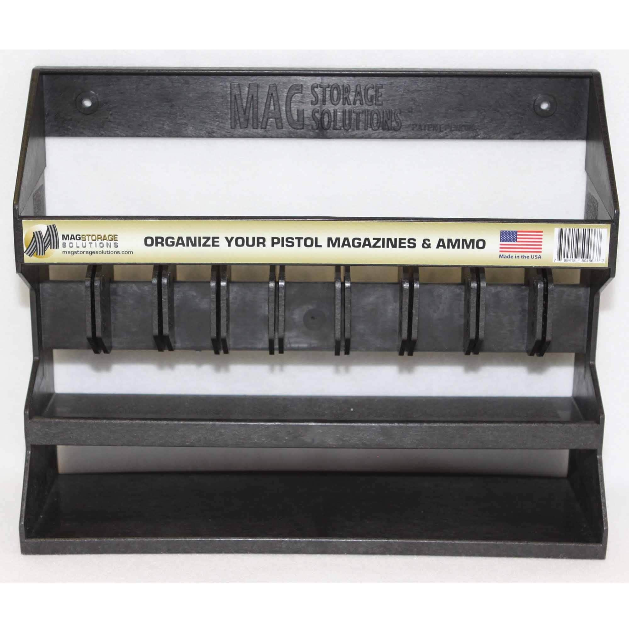 Mag Storage Solutions Universal Pistol Magazine Storage   Free Shipping  Today   Overstock   20163489