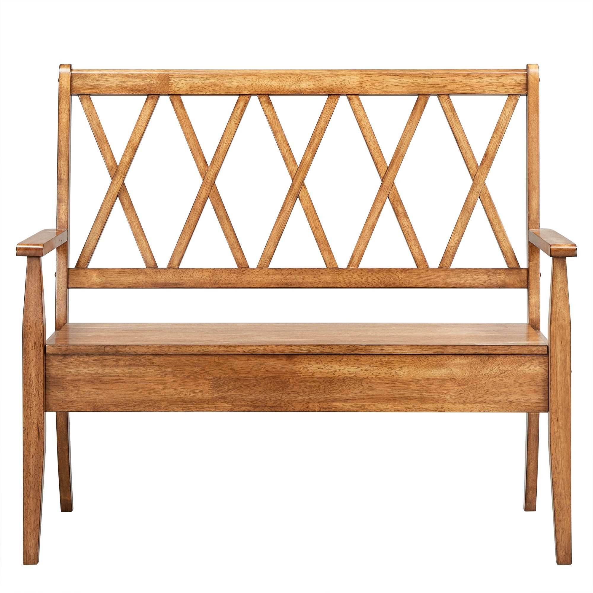 Eleanor X Back Wood Storage Bench by iNSPIRE Q Classic - Free Shipping  Today - Overstock.com - 20163735