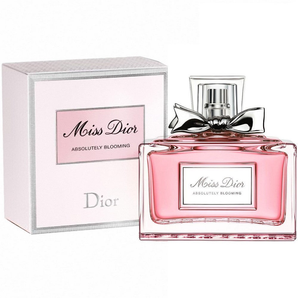 8661258fb1cb Shop Christian Dior Miss Dior Absolutely Blooming Women s 3.4-ounce Eau de  Parfum Spray - Free Shipping Today - Overstock - 13477783