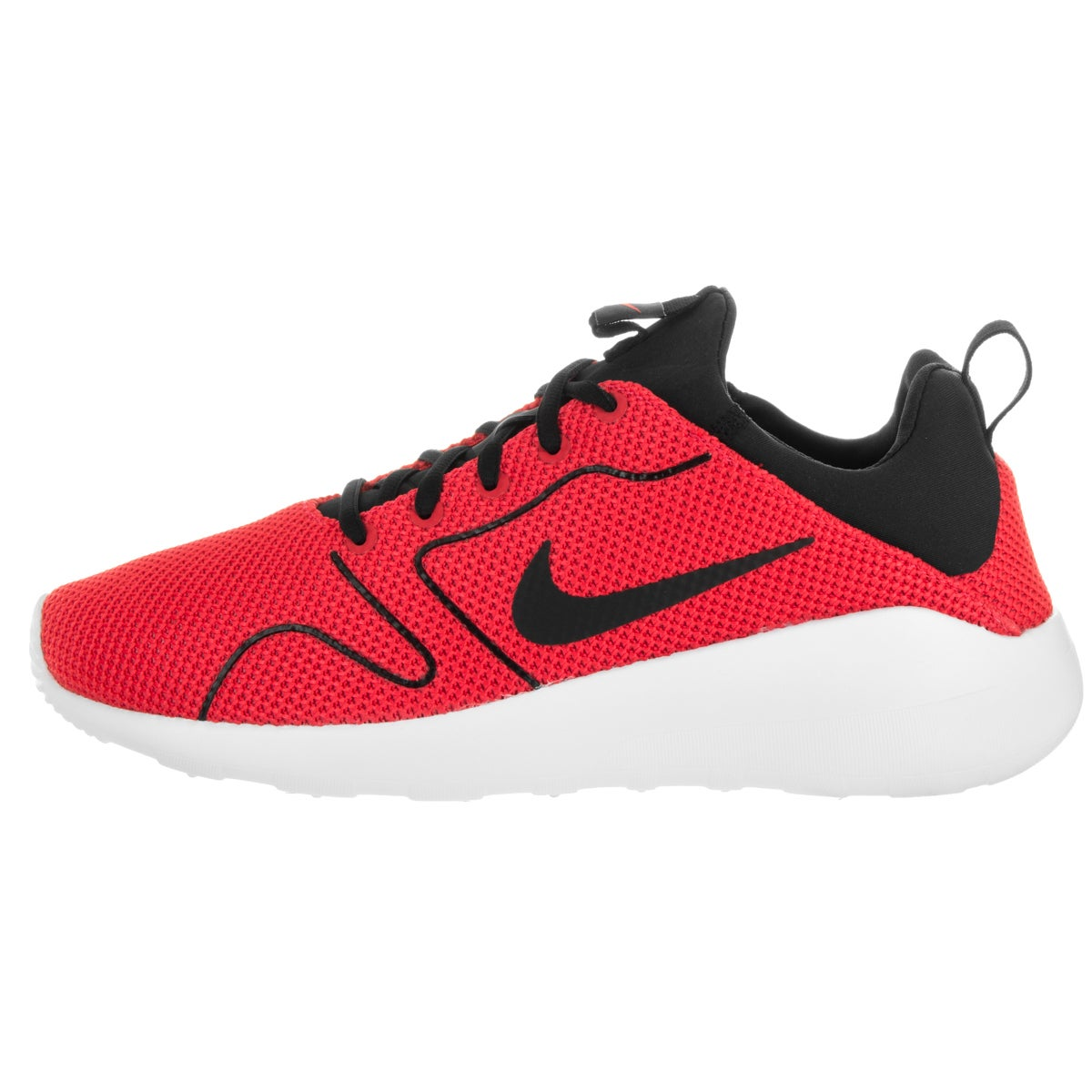f793d6666210 Shop Nike Men s Kaishi 2.0 SE Red Mesh Running Shoes - Free Shipping Today  - Overstock - 13477908