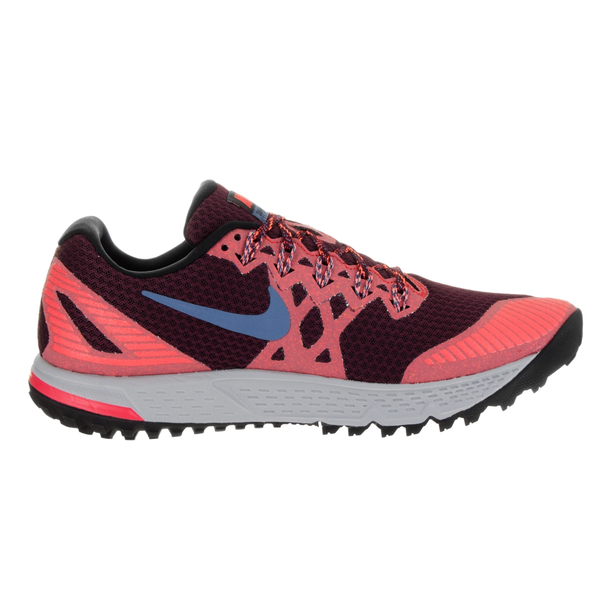 005d330ea2a1e Shop Nike Men s Air Zoom Wildhorse 3 Multicolor Mesh Running Shoes - Free  Shipping Today - Overstock - 13478197