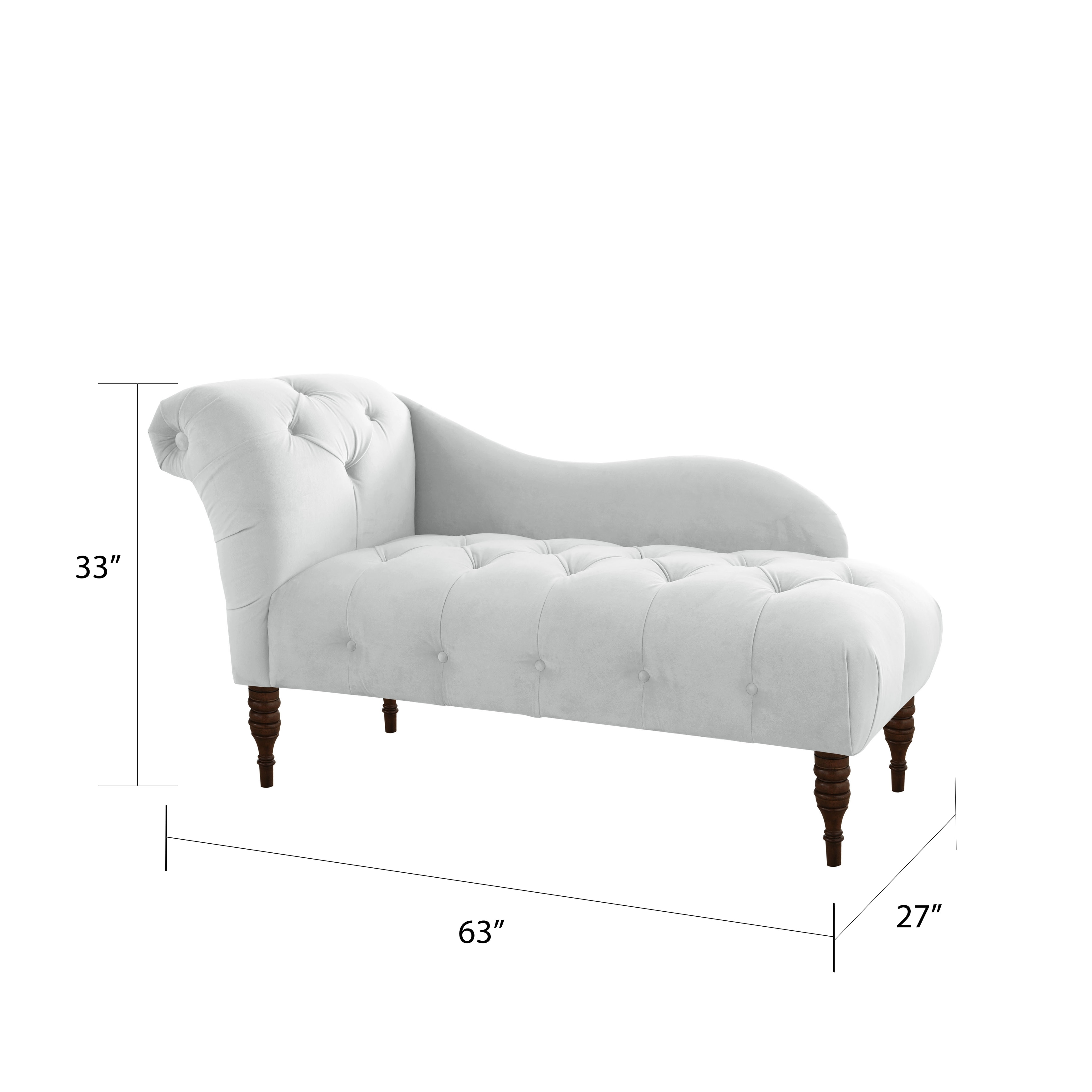 Exceptionnel Shop Skyline Furniture Velvet Fabric Modern Settee   On Sale   Free  Shipping Today   Overstock.com   13489167