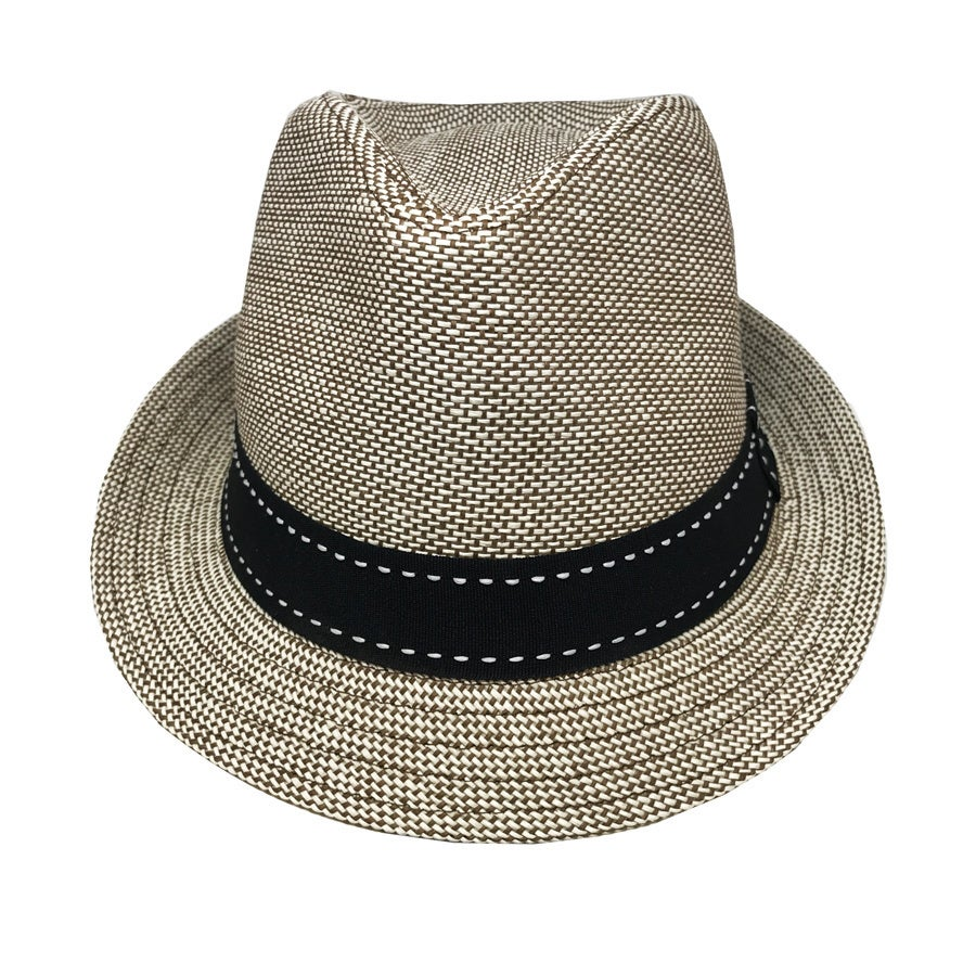 cde47dd335f Faddism Earlgate Unisex Fedora Hat - Free Shipping On Orders Over  45 -  Overstock - 20200744