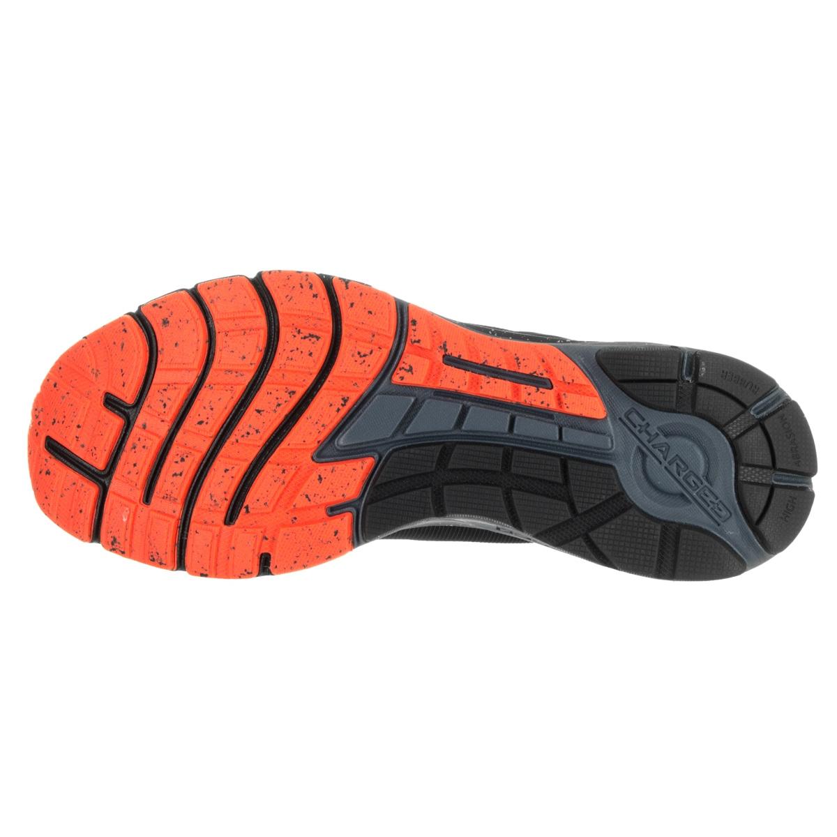 timeless design d7cc2 cc901 Under Armour Men's UA Charged Bandit 2 Night Black Textile Running Shoes