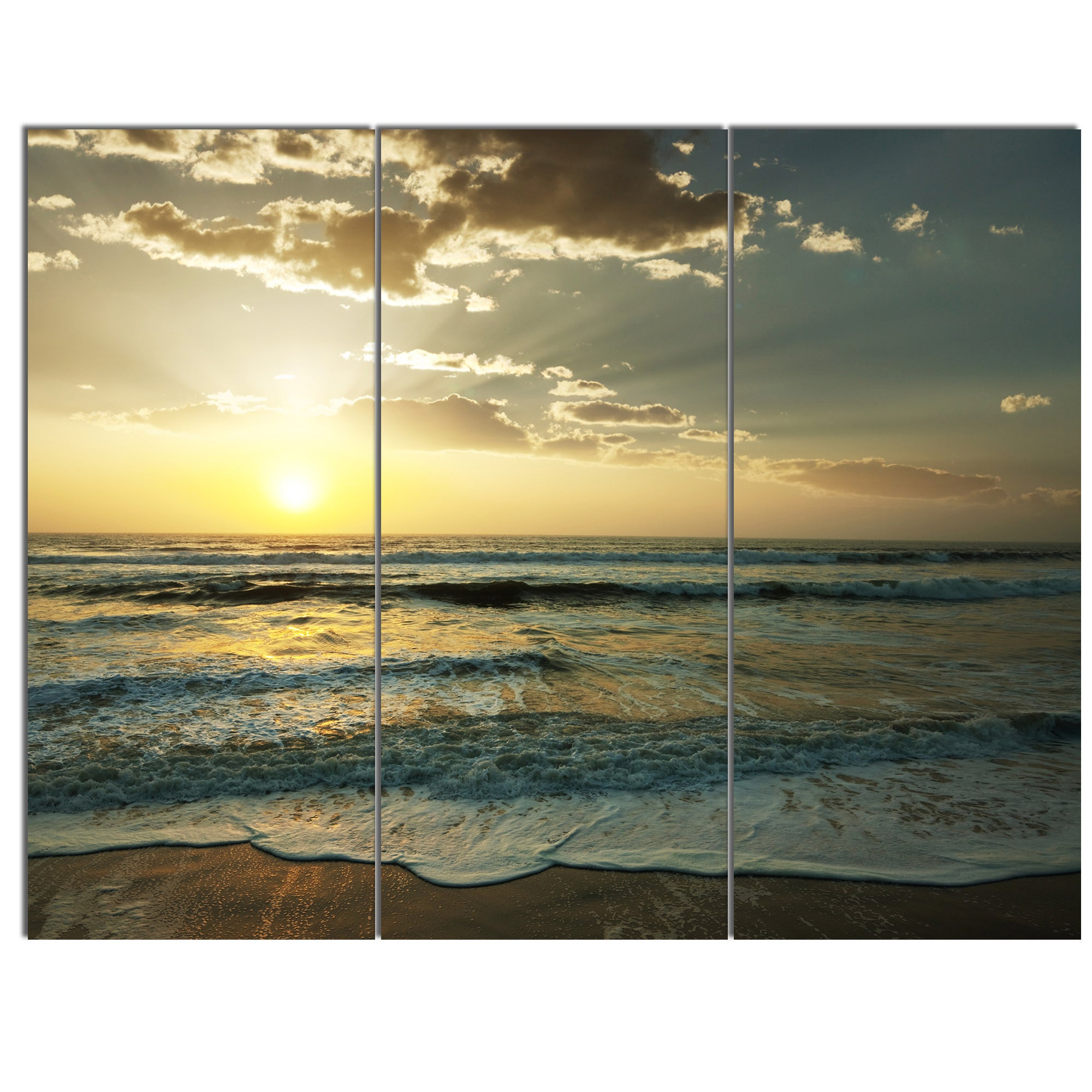 Great Beach Framed Wall Art Images - The Wall Art Decorations ...