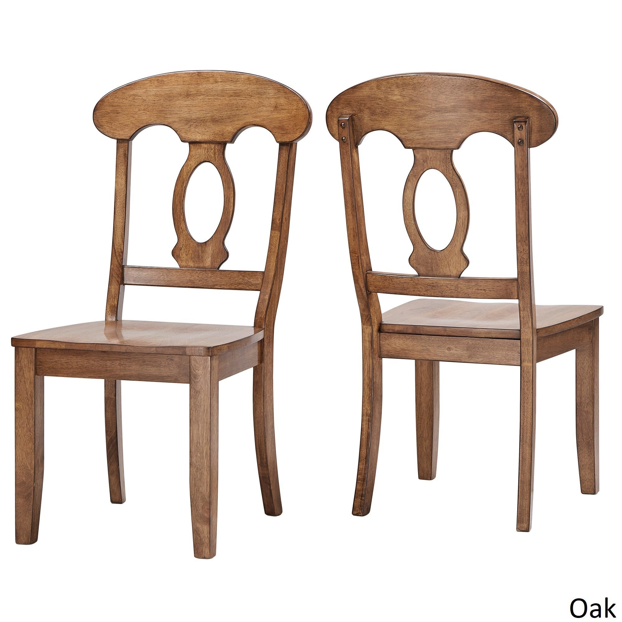 Shop Eleanor Napoleon Back Wood Dining Chair (Set Of 2) By INSPIRE Q  Classic   On Sale   Free Shipping Today   Overstock.com   13535721