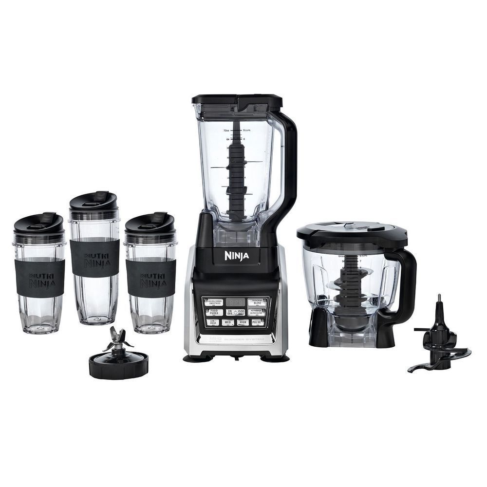 Shop Ninja BL685 Professional Kitchen System - Free Shipping Today ...
