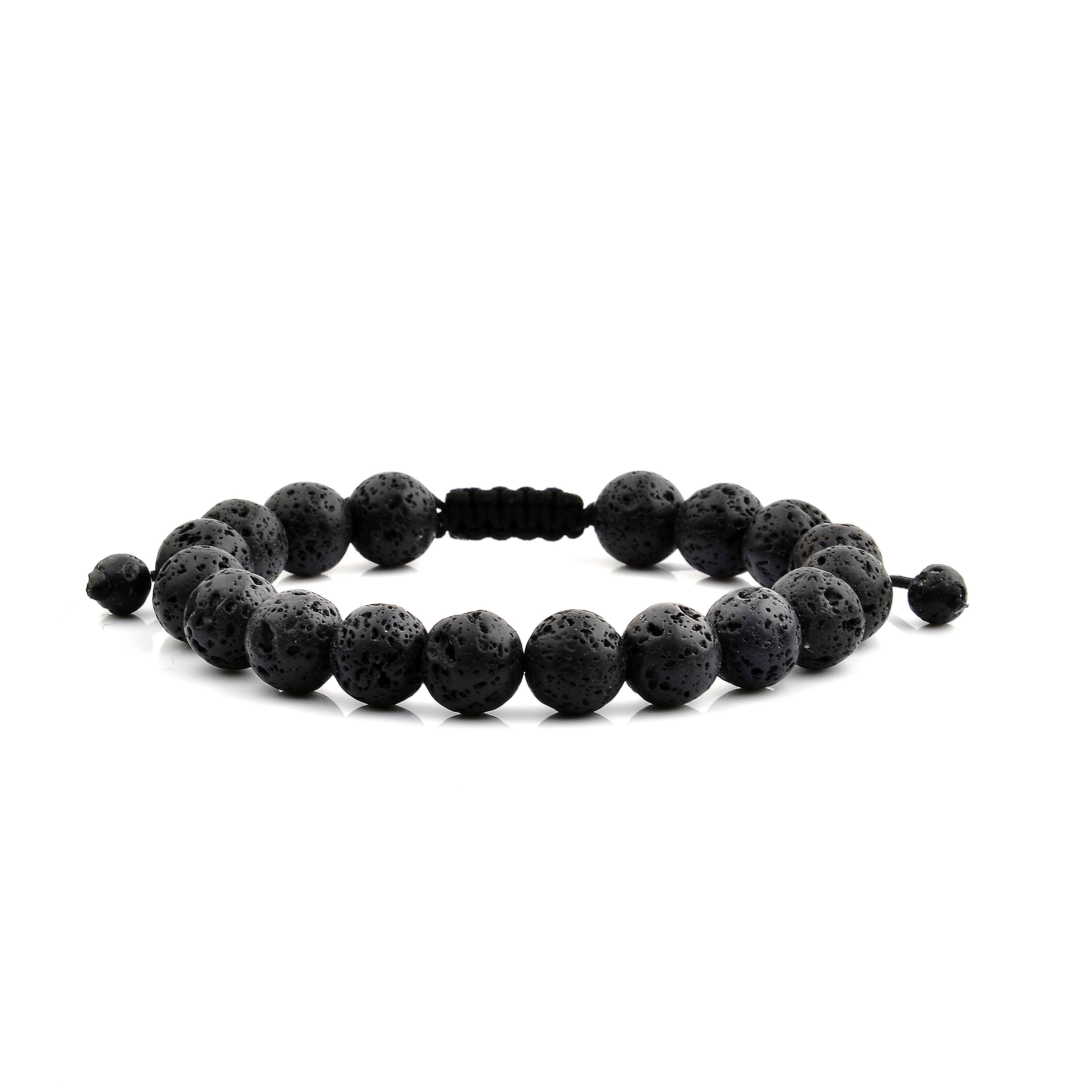 beaded buddha bangle beads jewelry boys men natural bracelets stone hand product black couple mens bracelet gift