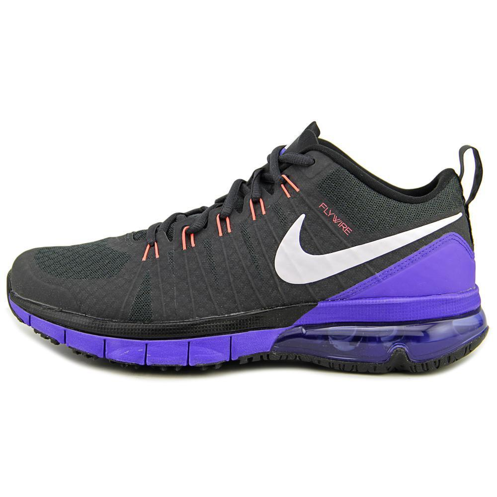 the latest f0703 19834 Shop Nike Men s  Nike Air Max TR180  Black Synthetic Athletic Shoes - Free  Shipping Today - Overstock - 13547358