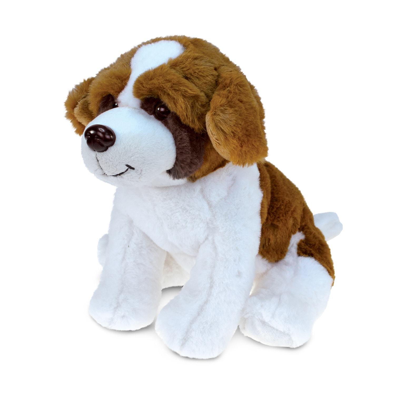 Shop Puzzled Super Soft Plush St Bernard Dog On Sale Free