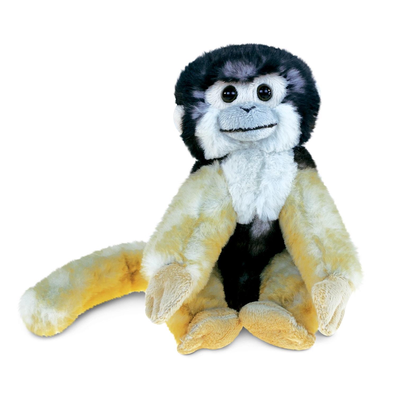 Shop Puzzled Squirrel Monkey Super Soft Plush Toy On Sale Free