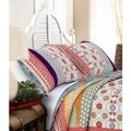 Greenland Home Fashions  Thalia Pillow Shams (Set of 2)