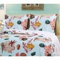 Greenland Home Fashions  Big Island Pillow Shams, set of two (2)