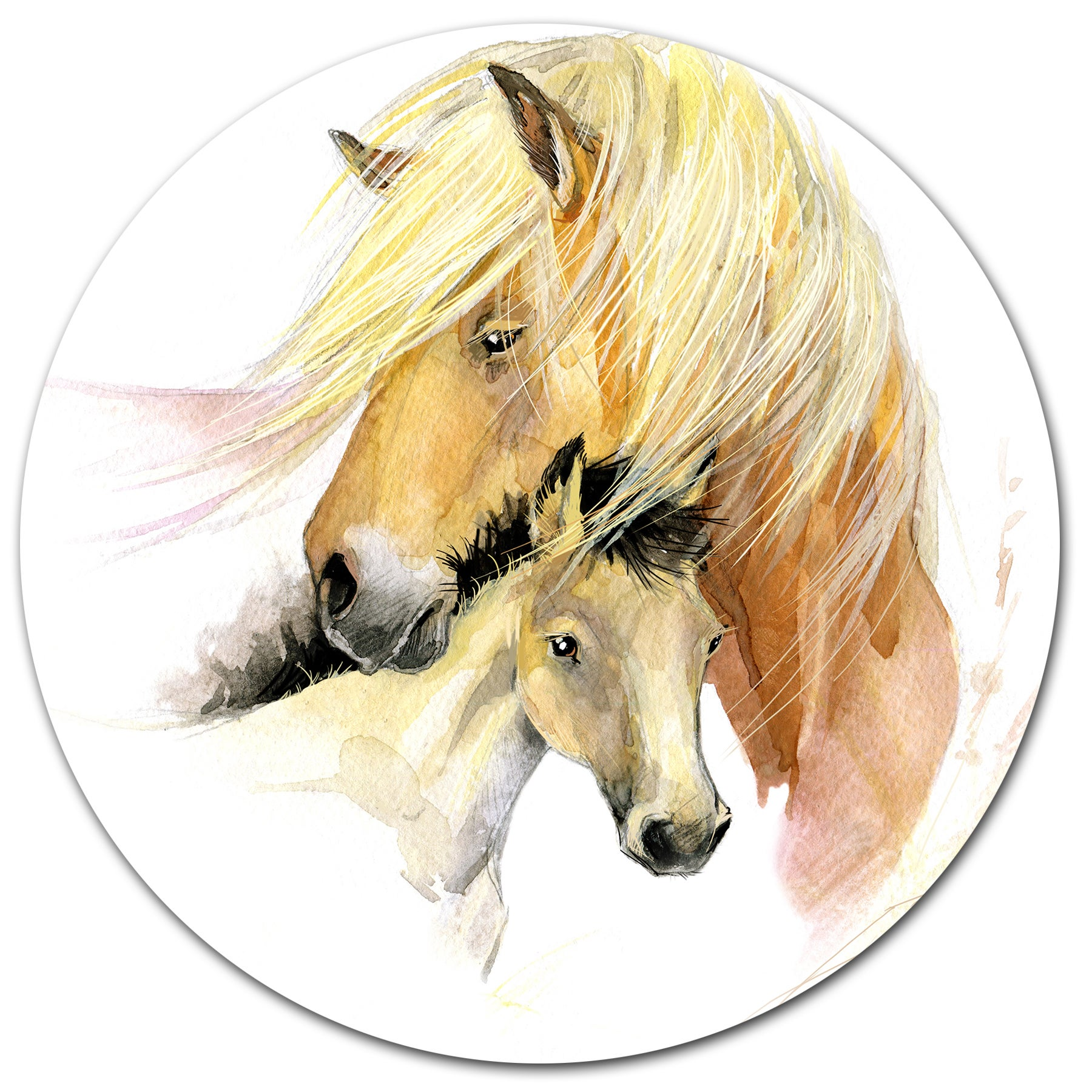Fantastic Horse Metal Wall Art Gallery - The Wall Art Decorations ...