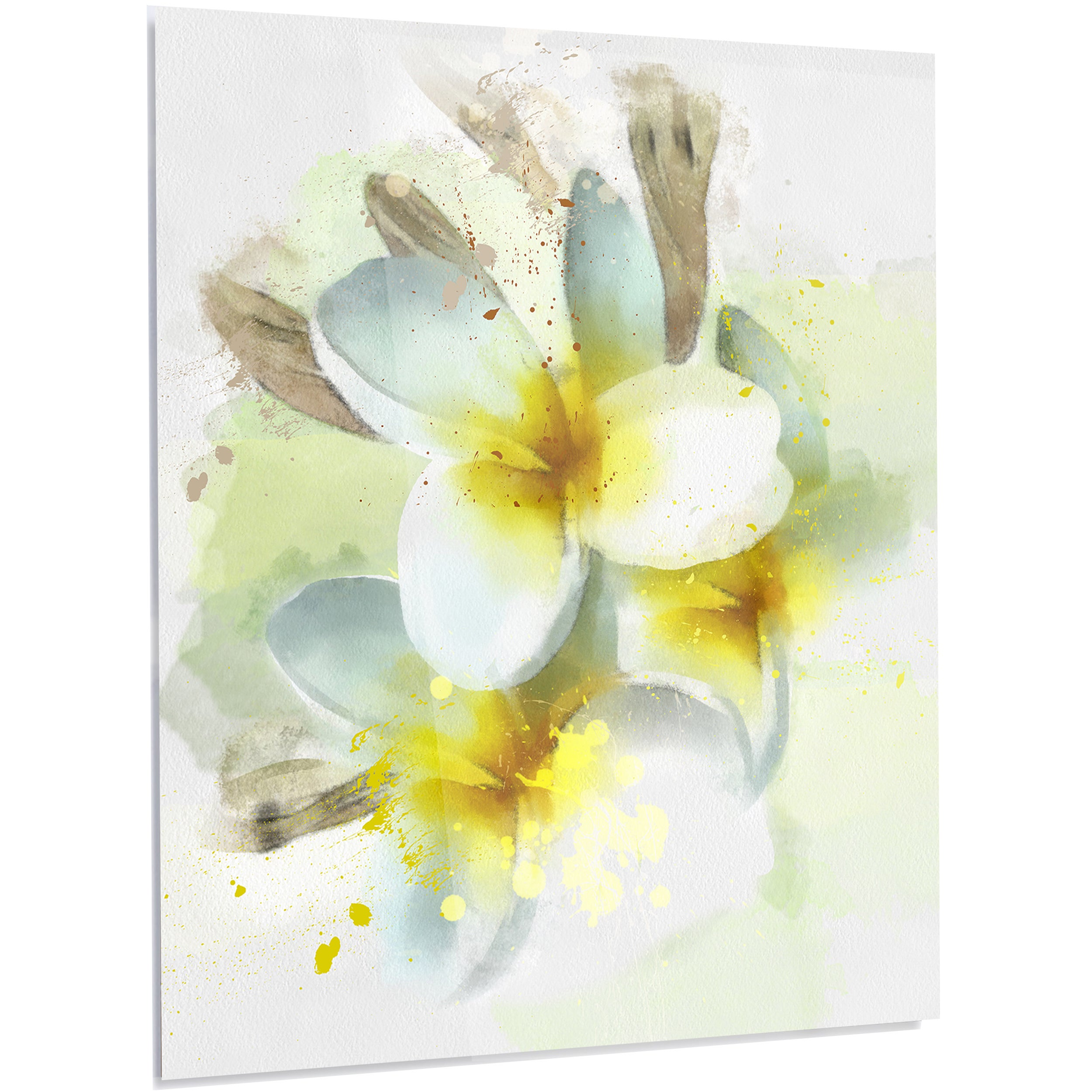 Dorable Metal Flower Wall Art Crest - Wall Art Collections ...