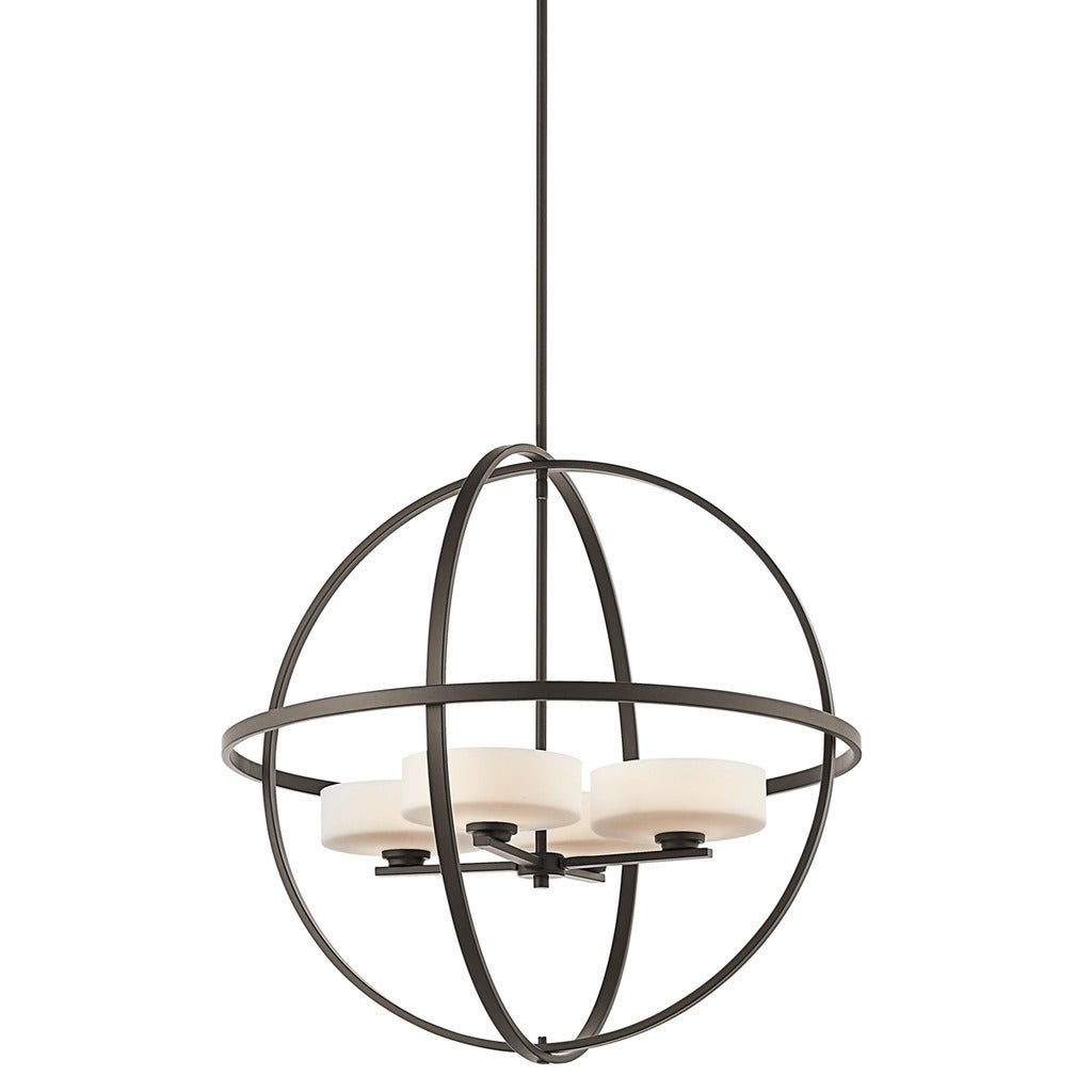 Kichler lighting olsay collection 6 light olde bronze halogen kichler lighting olsay collection 6 light olde bronze halogen chandelier free shipping today overstock 20344481 arubaitofo Image collections