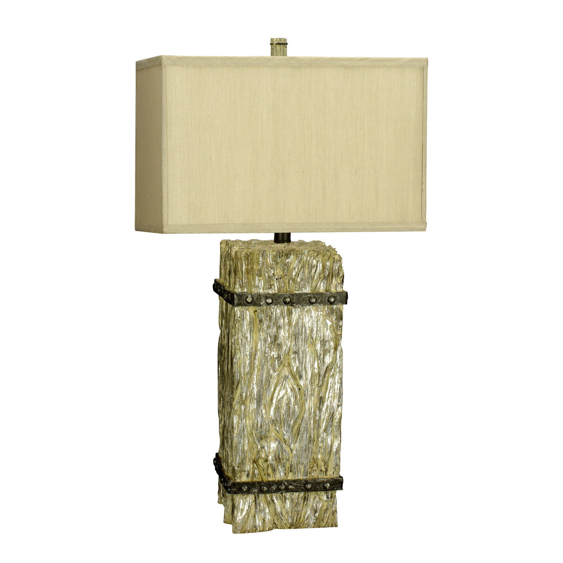 Shop Ennis Yellow Resin 3 Way Table Lamp Free Shipping Today