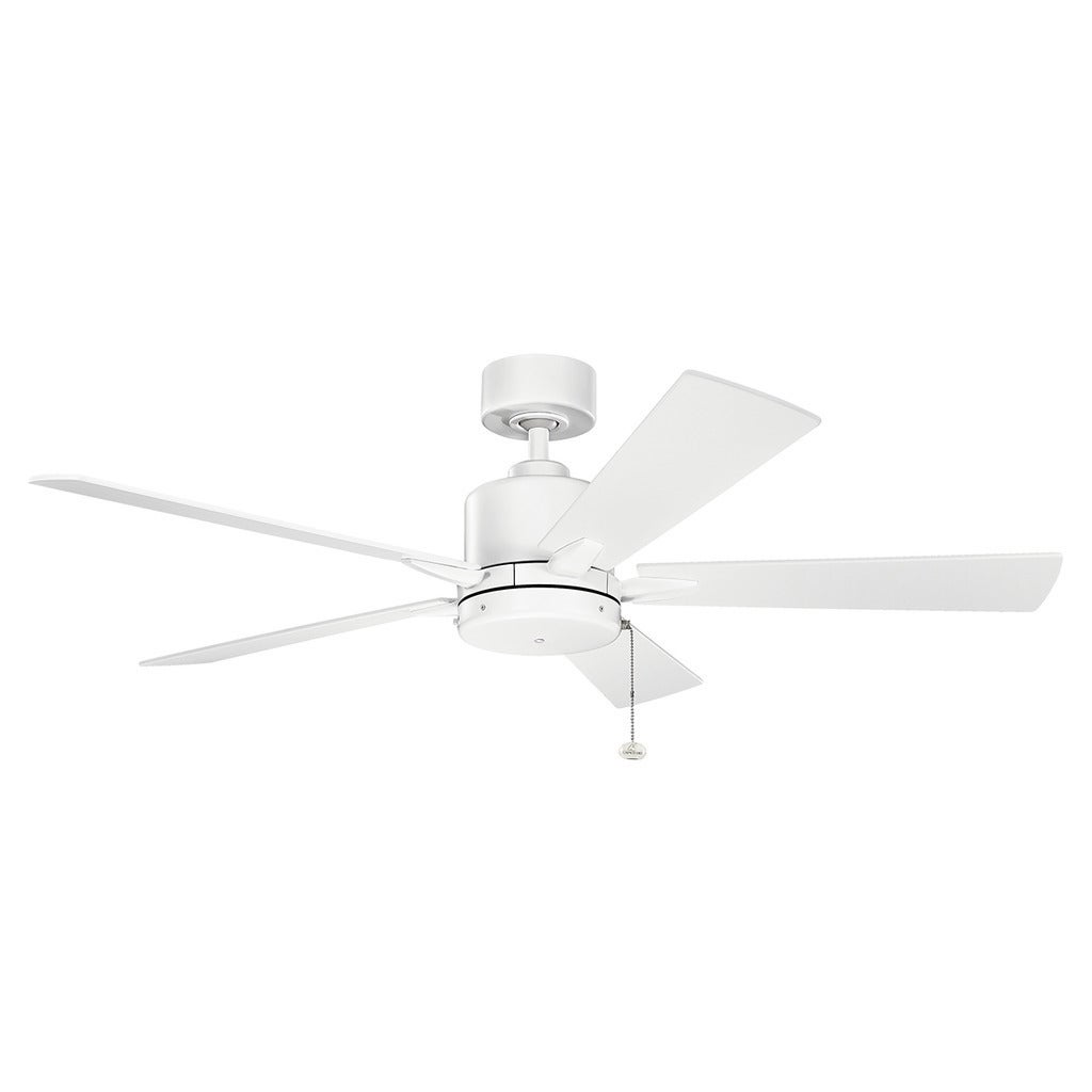 reversible fan switch wiring diagram database Hunter Fan Speed Capacitor shop kichler lighting bowen collection 52 inch matte white ceiling ceiling fan reverse switch replacement reversible fan switch