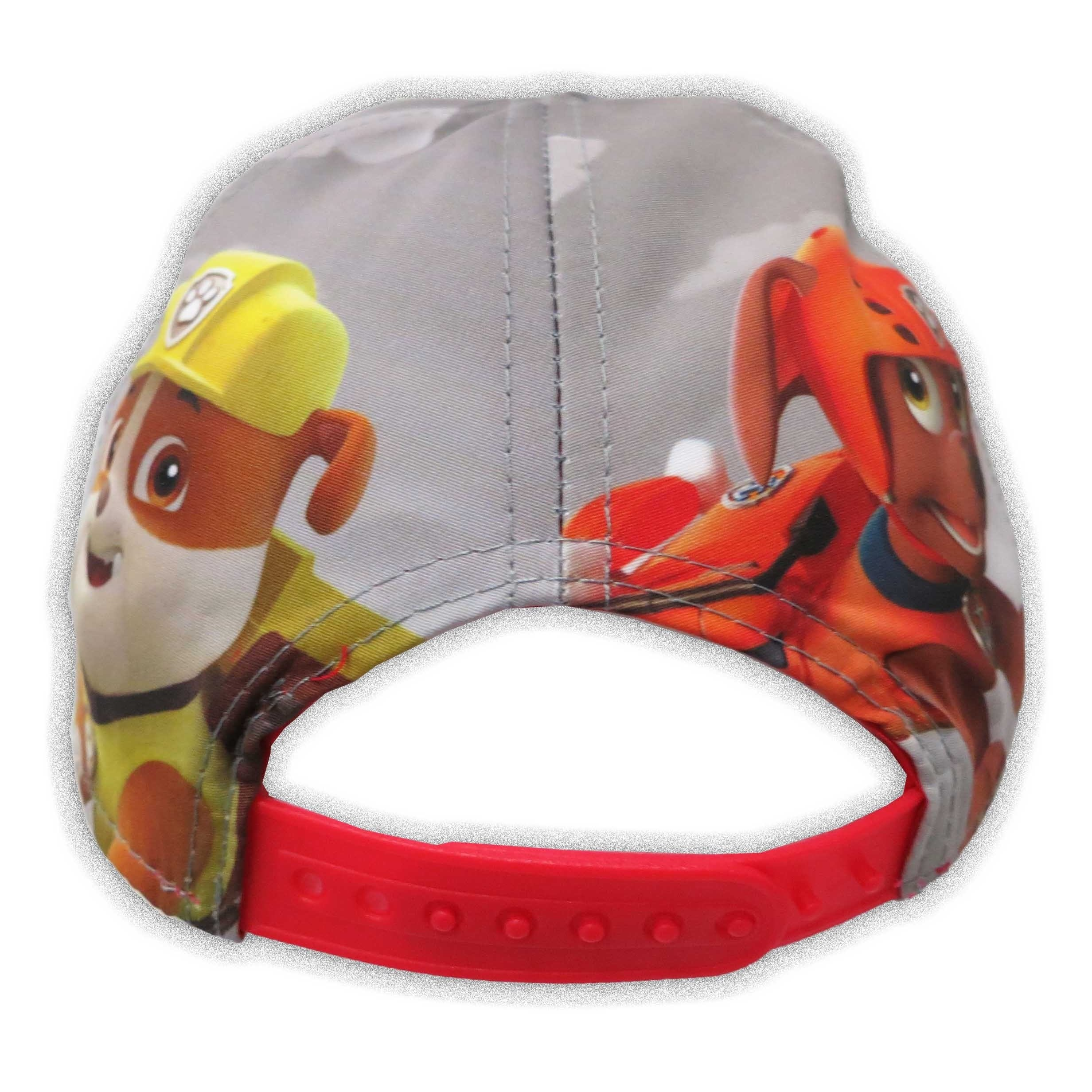 promo code 9b060 47a71 Shop Nickelodeon Toddler Boys Paw Patrol Grey Cotton Baseball Cap - Free  Shipping On Orders Over  45 - Overstock - 13689613