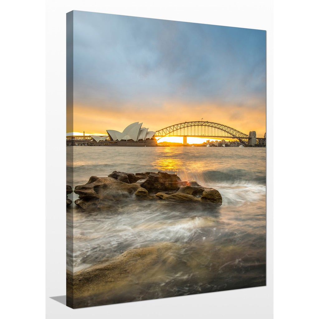 Sydney australia giclee print canvas wall art free shipping today overstock 20400099