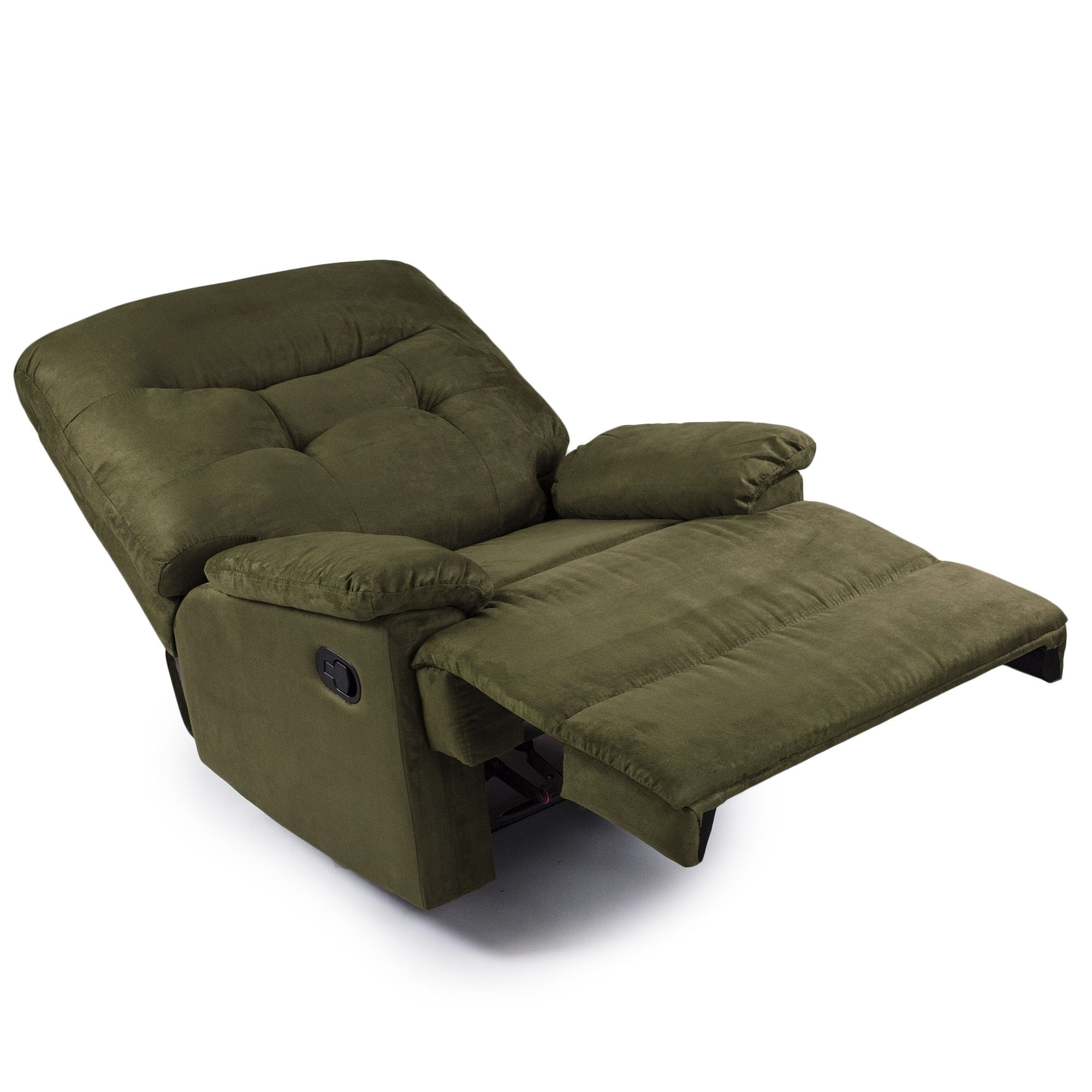 Shop Big Jack Microfiber Recliner Chair, 7PM Collection By Ocean Bridge    Free Shipping Today   Overstock   13743116