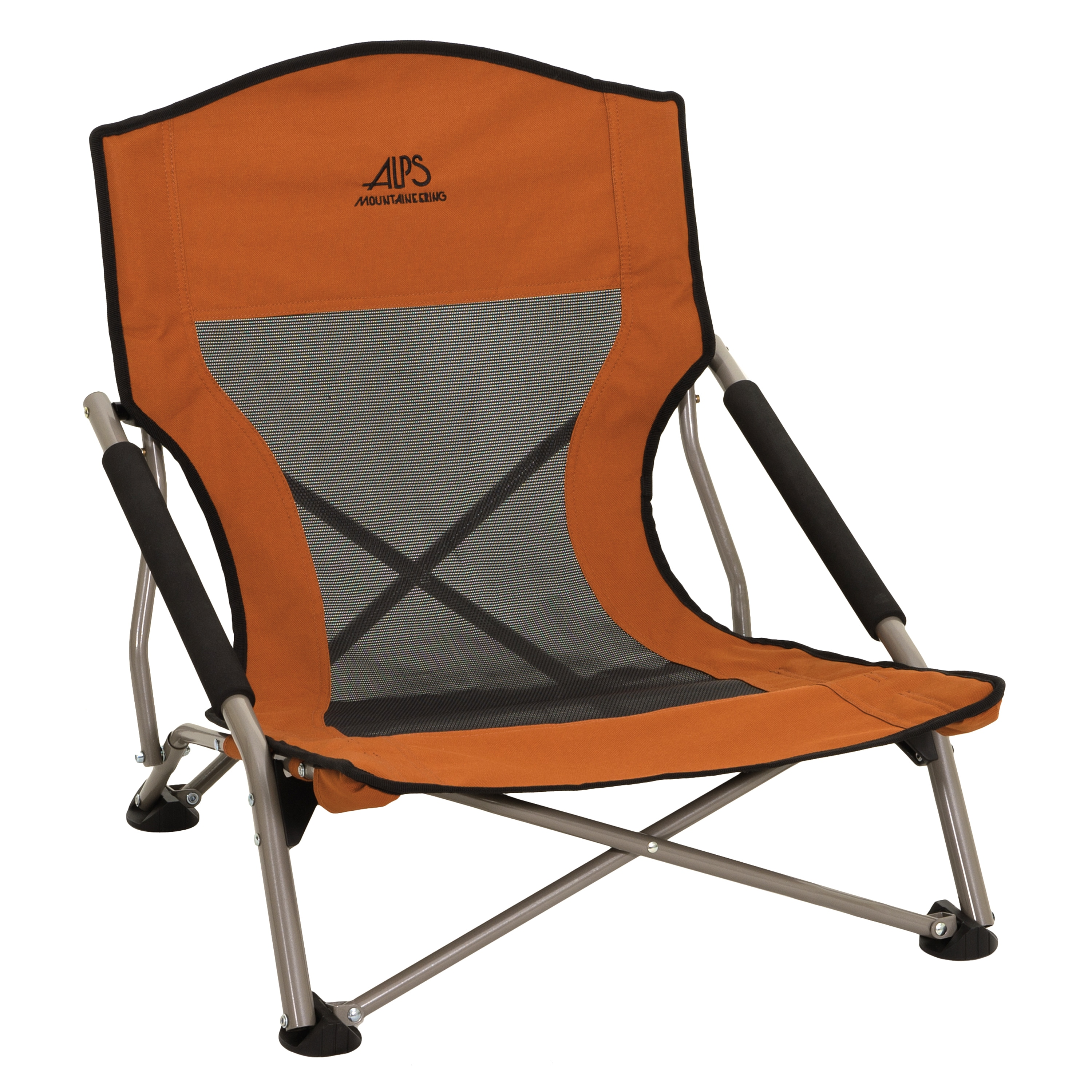 Alps Mountaineering Rust Rendezvous Chair Free Shipping Orders