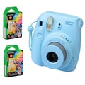 Fujifilm Instax Mini 8 Camera Film Bundle