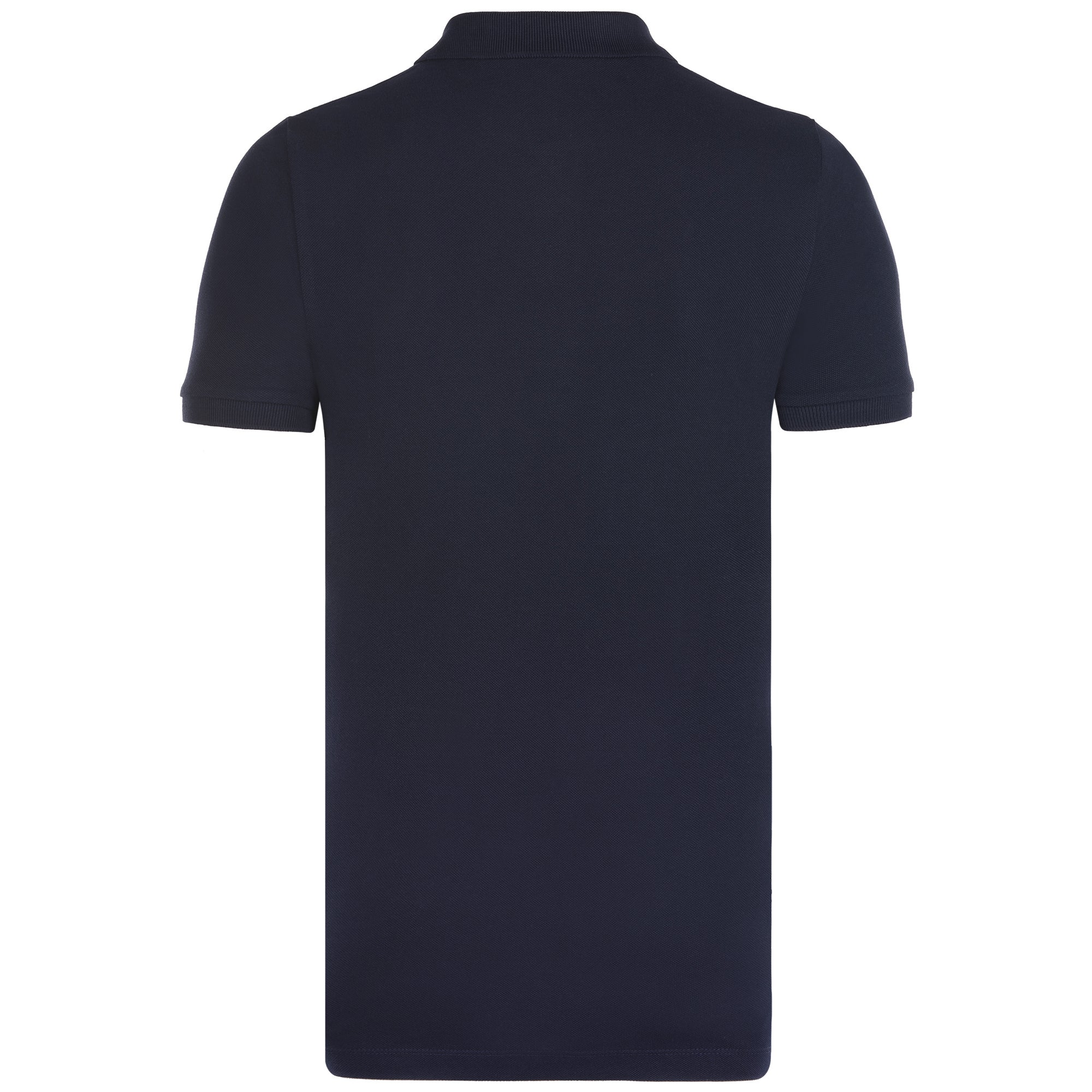 98d9f348522 Shop Burberry Men s Navy Blue Cotton Short-sleeve Polo Shirt - Free  Shipping Today - Overstock - 13780273