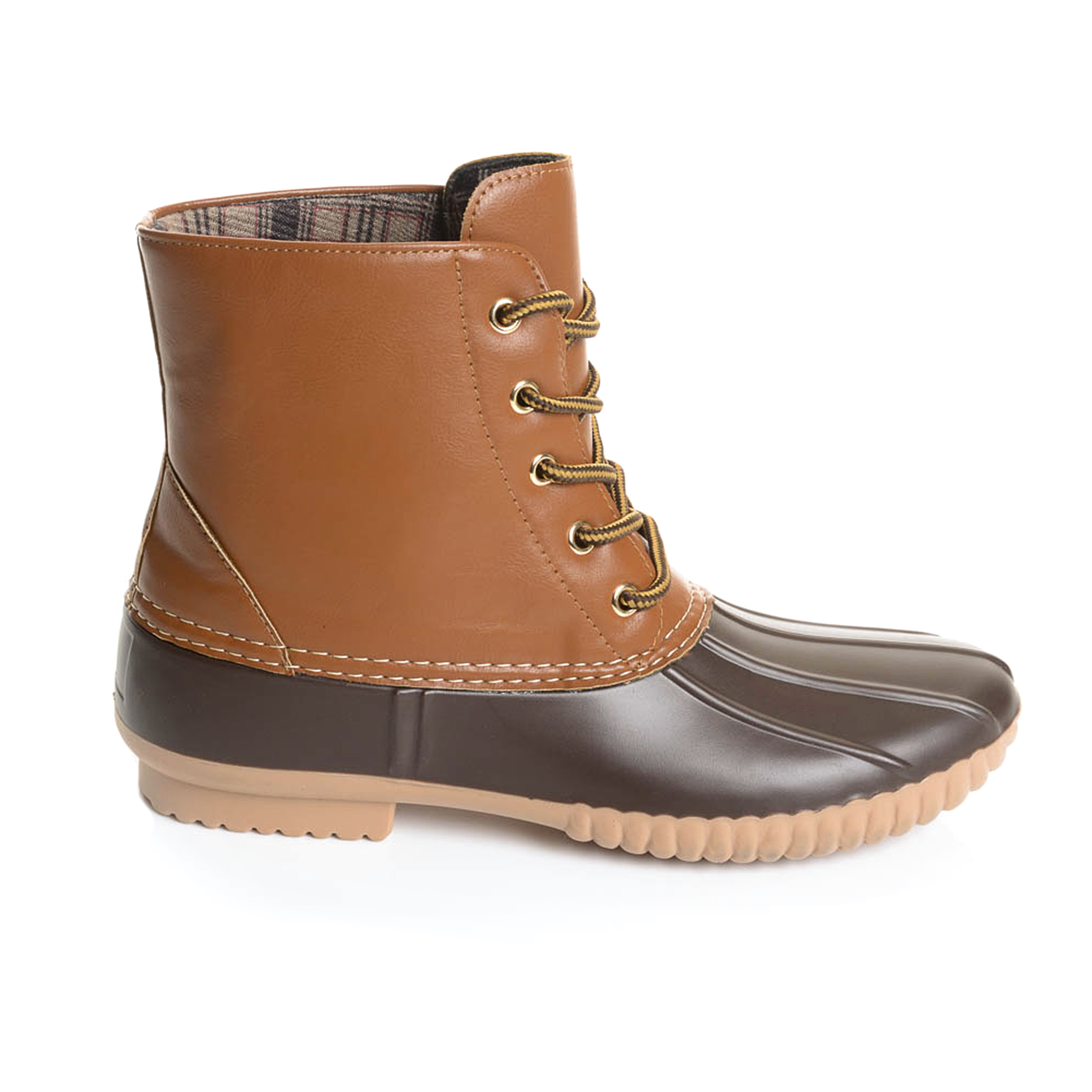 Shop Solo Men\'s Rubber Duck Boots - Free Shipping Today - Overstock ...