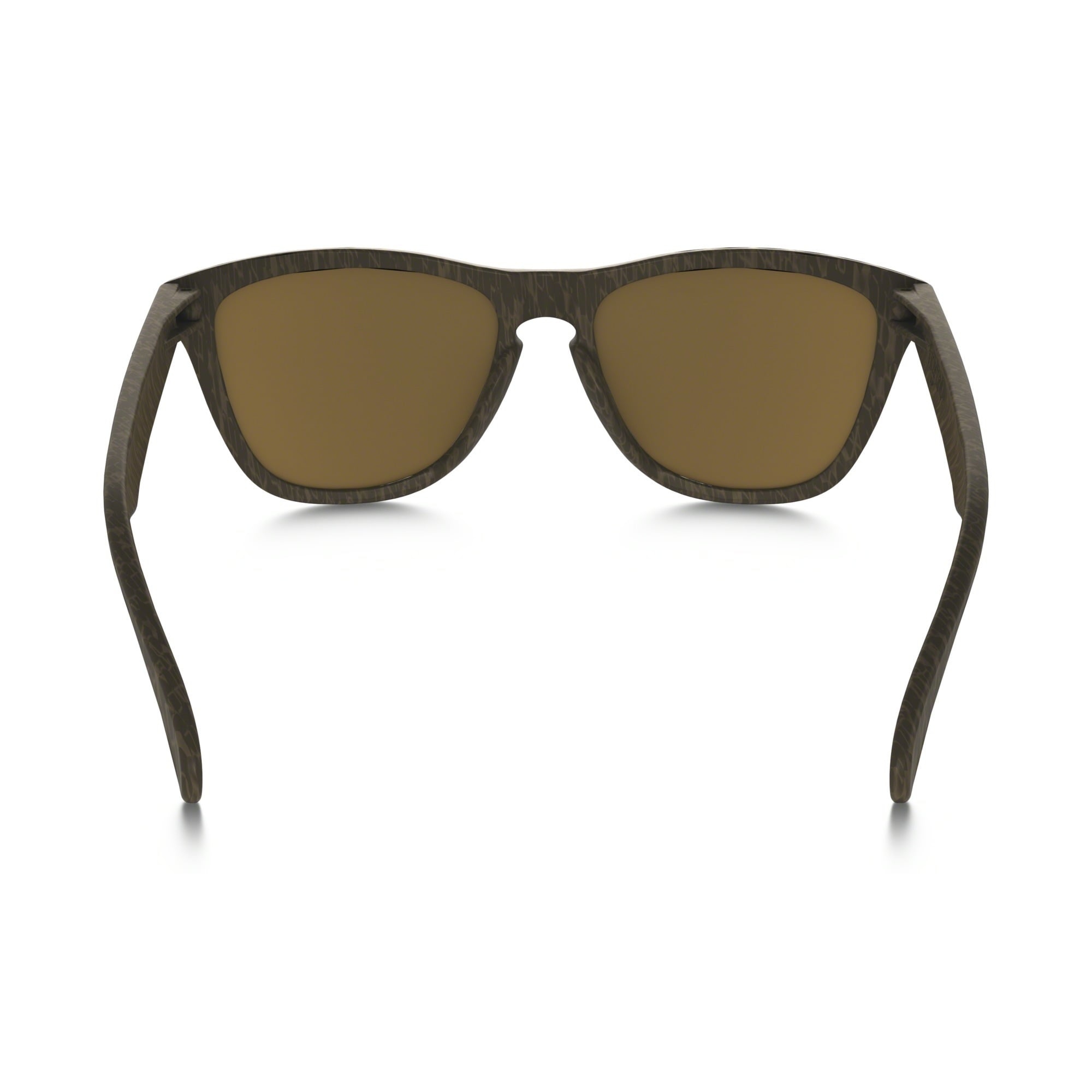 3c85feb65e3 Shop Oakley Men s OO9245-29 Frogskins Tobacco Frame Dark Bronze 54mm Lens  Sunglasses - Free Shipping Today - Overstock - 13787757