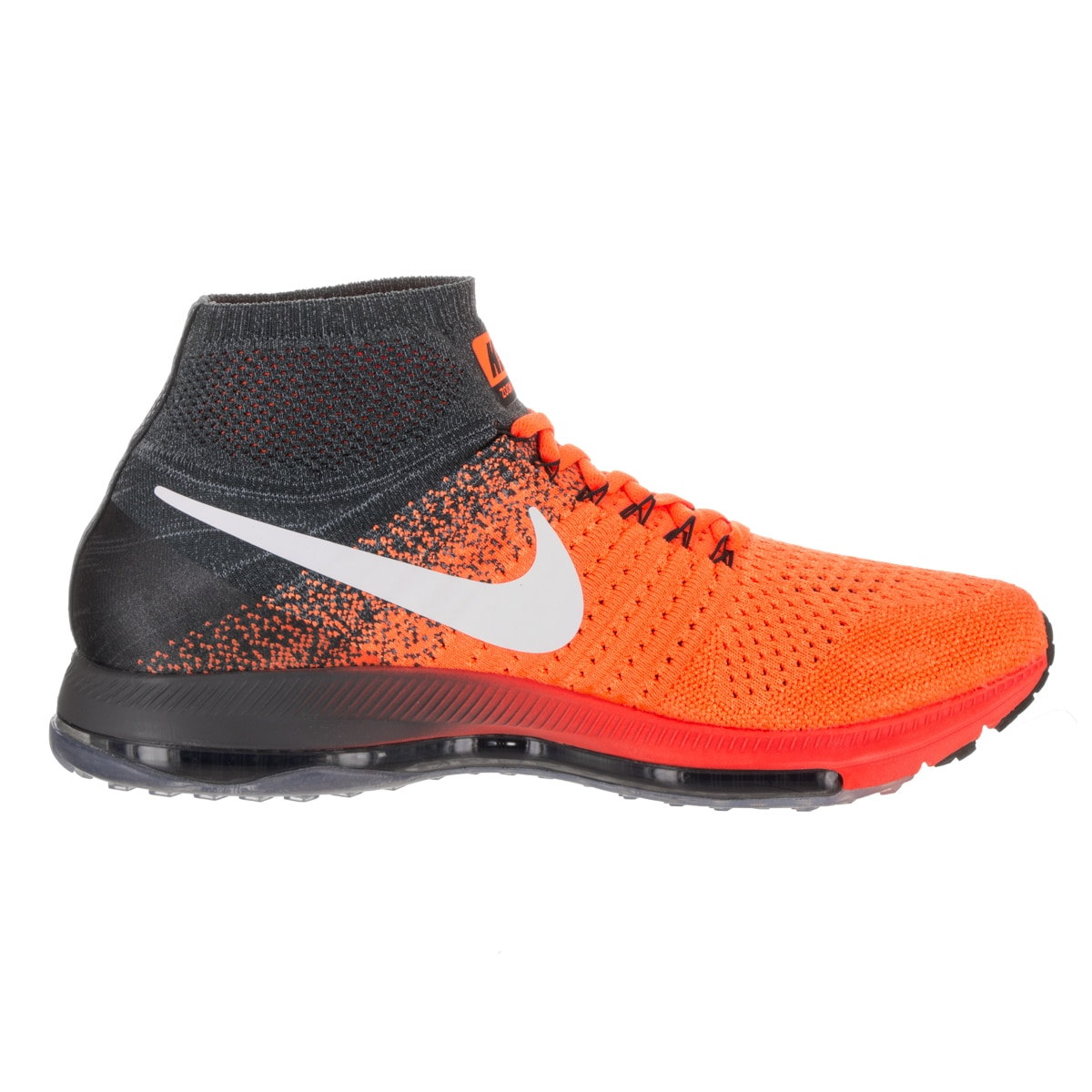 48230d873a5e Shop Nike Men s Zoom All Out Flyknit Running Shoes - Free Shipping Today -  Overstock - 13814513