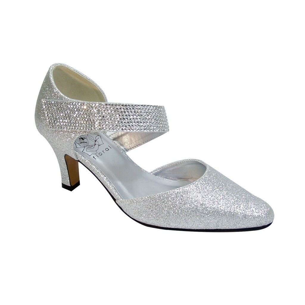 Fic Fl Women S Sarah Multicolored Polyurethane Wide Width Heels Free Shipping Today Com 13817424