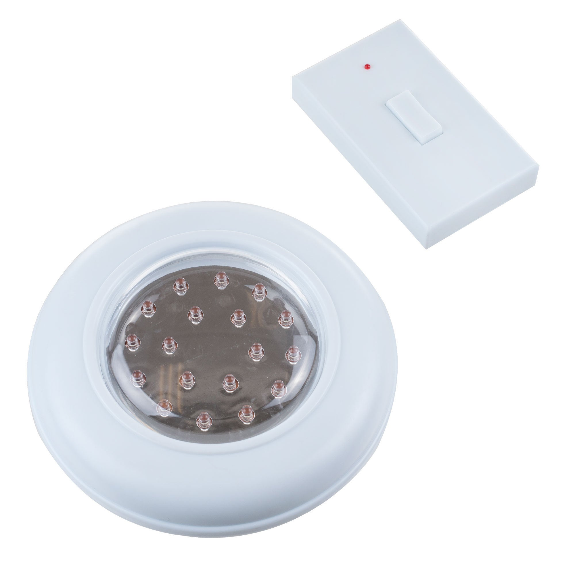 Cordless ceilingwall light with remote control light switch free cordless ceilingwall light with remote control light switch free shipping on orders over 45 overstock 20473437 aloadofball Choice Image