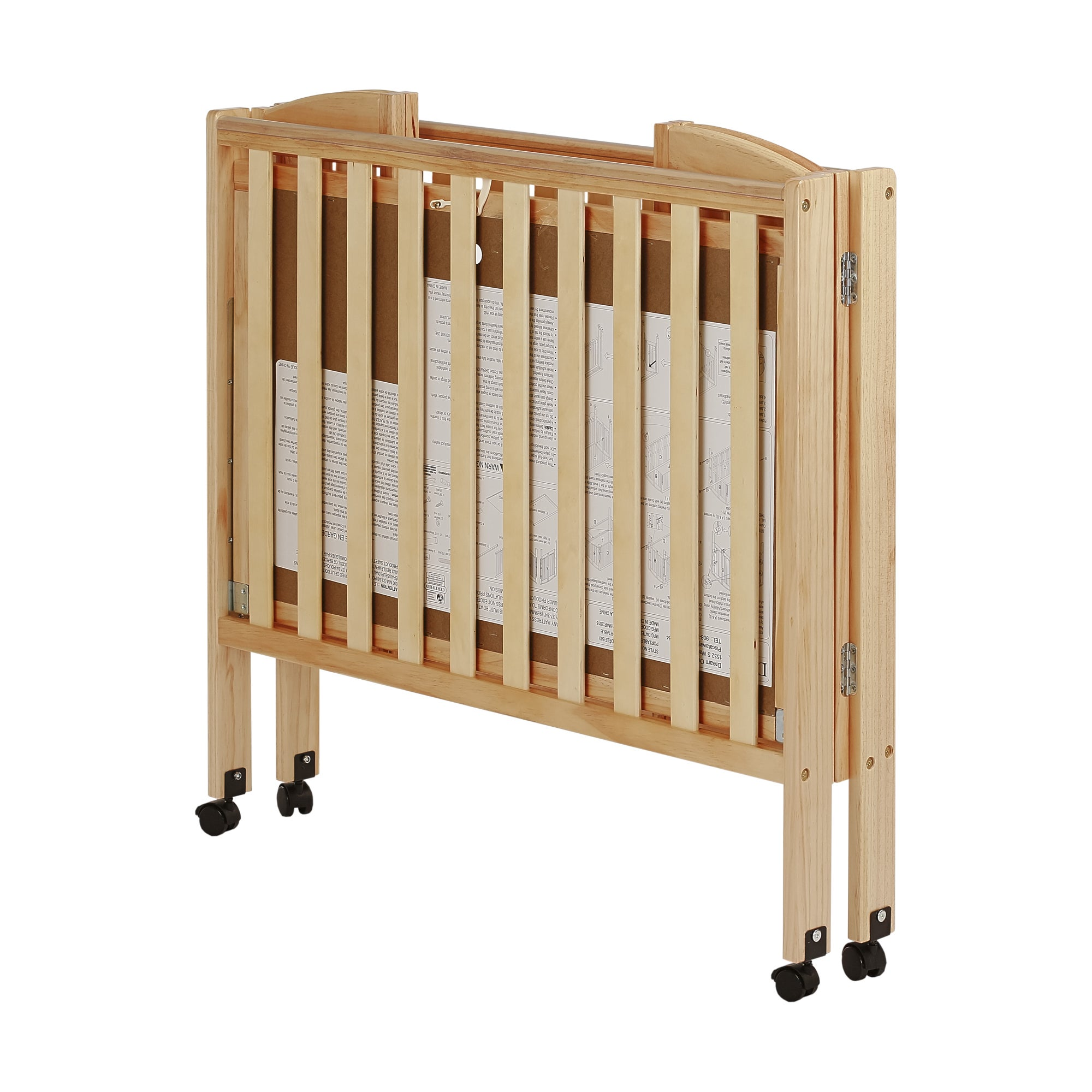 Bon Shop Dream On Me, 3 In 1 Folding Portable Crib   Free Shipping Today    Overstock.com   13830408
