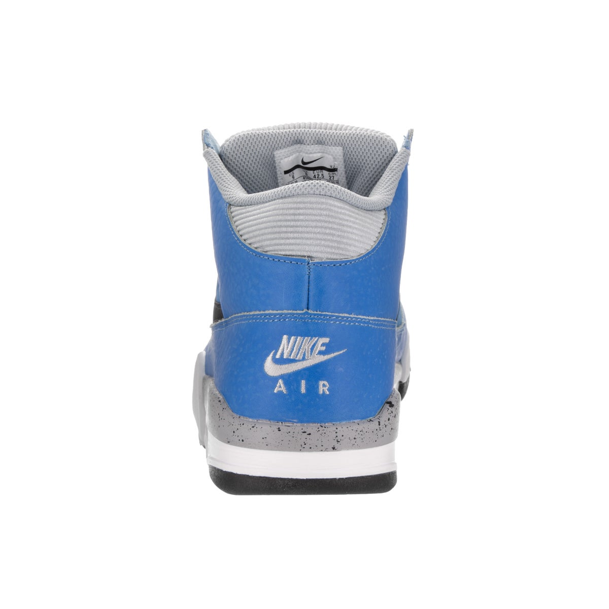 quality design 16fb6 0953c Shop Nike Men's Air Flight Classic Blue Synthetic Leather Basketball Shoe -  Free Shipping Today - Overstock - 13831151