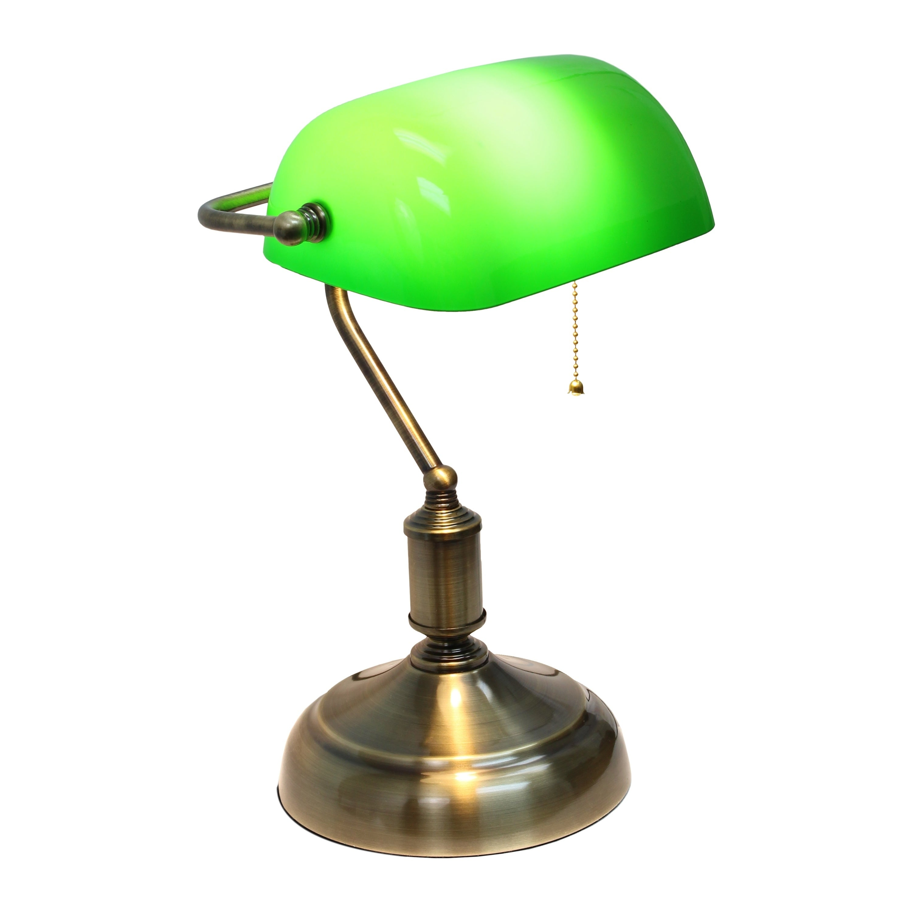 base with desklamp and sold shade shop enamel iron s dating desk castiron lamp green